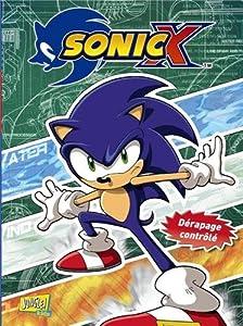 """Afficher """"Sonic X n° 3"""""""