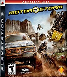 MotorStorm - Playstation 3