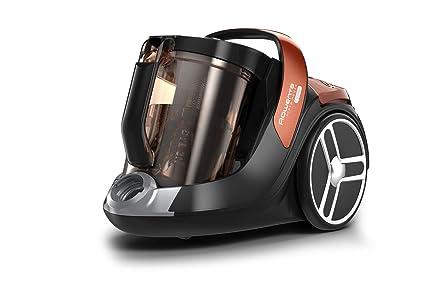Rowenta X-Trem Power Cyclonic RO7244EA Aspirador sin bolsa,sistema ciclónico de filtrado, apto para todo tipo de suelos, diseño compacto y depósito de 2,5 L ...