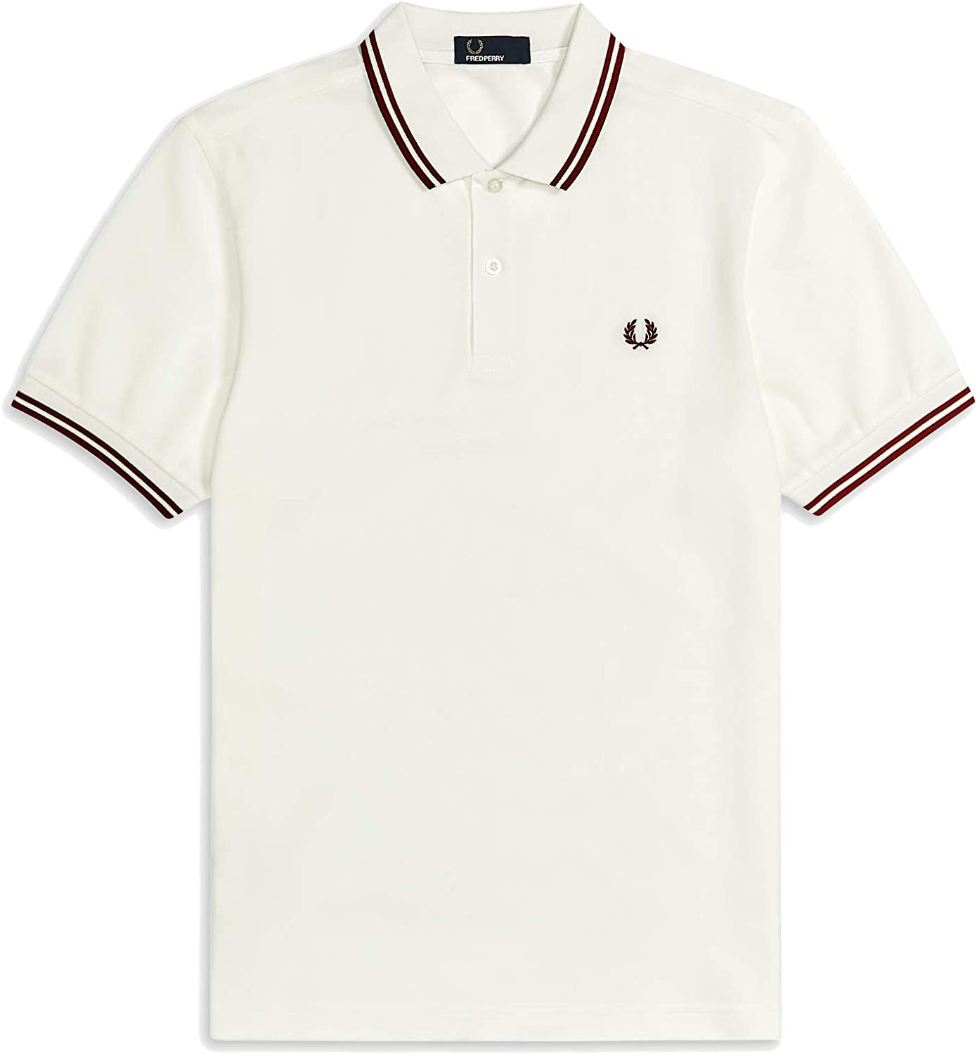 Fred Perry Twin Tipped Shirt, Polo - XS: Amazon.es: Ropa y accesorios