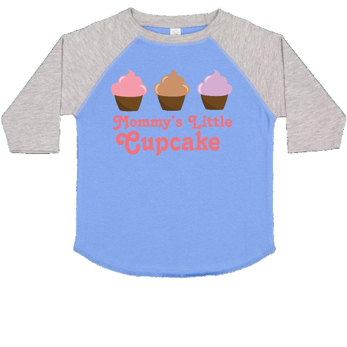 inktastic Mommys Little Cupcake Girls Gift Toddler T-Shirt