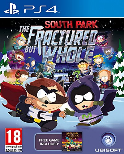 South Park  The Fractured But Whole  Ps4  Uk Import Region Free