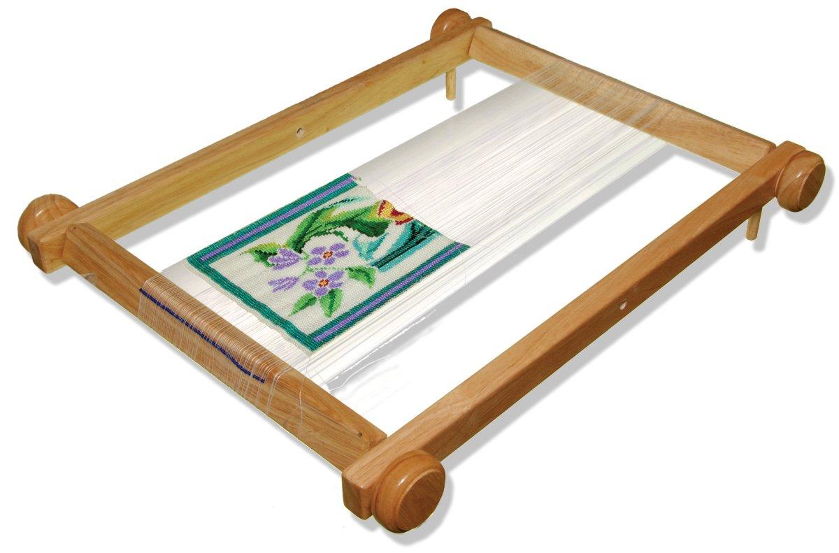 Lacis Bead Loom Hardwood Purse Bead Loom, 11-Inch Lacis Supplies. Inc. LB98