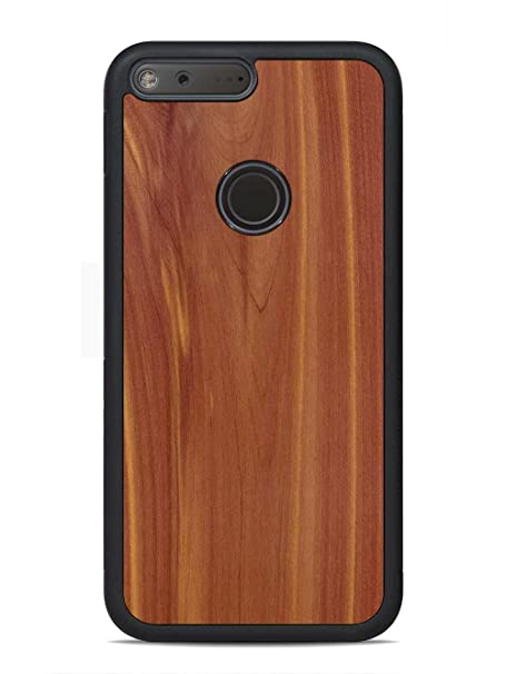 online store 64cd6 92636 Carved | Google Pixel 3 XL | Luxury Protective Traveler Case | Unique Real  Wooden Phone Cover | Rubber Bumper | Eastern Red Cedar