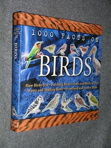 1000 facts on birds - 1