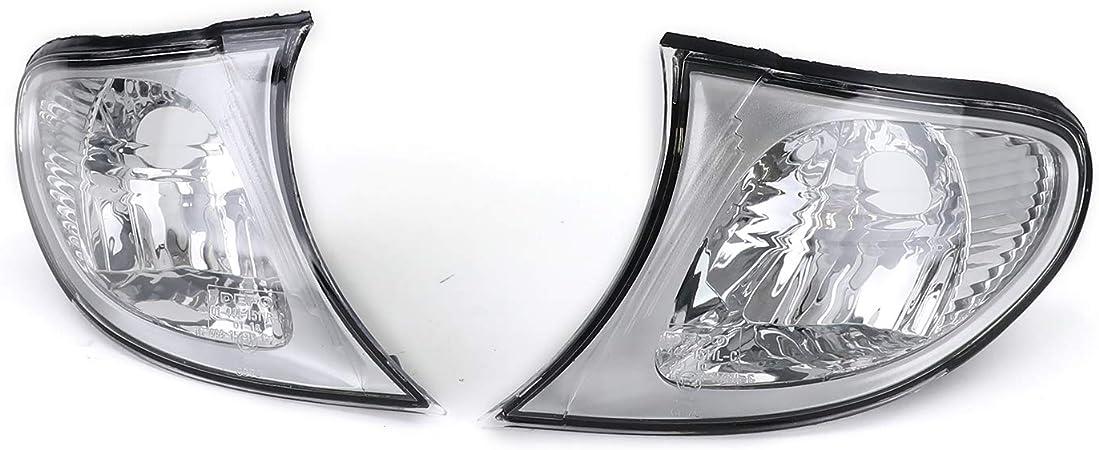 Carparts Online 13494 Klarglas Blinker Chrom Auto
