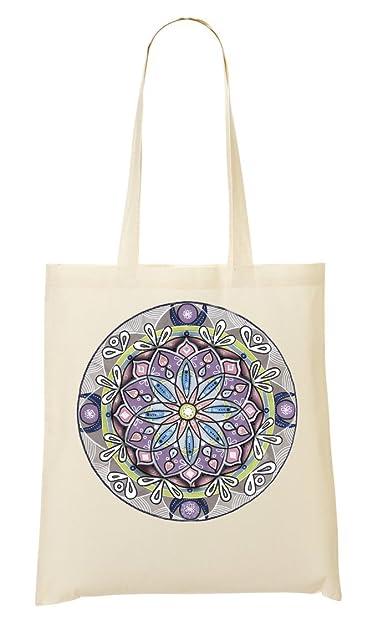 ToteWorld Pastel Mandala Spiritual Collection Hand-Made ...