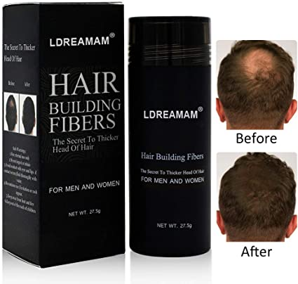 Fibras Capilares,Fibra de Cabello,Hair Building Fibers,Hair Loss ...