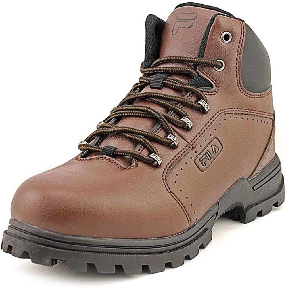 Fila Kids Ravine 3 Hiking Boots Synthetic Leather