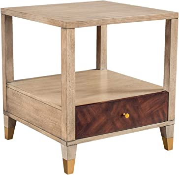 Amazon Com Bedside Table Drawer Locker Small Coffee Table Double