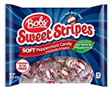 Bob's Red & White Sweet Stripes Peppermint Soft Mint Candy, 10 Ounces