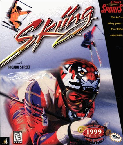Sierra Sports Skiing 99 - PC ()