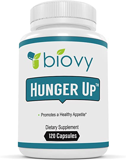 Amazon Com Hungerup Appetite Stimulant By Biovy With No