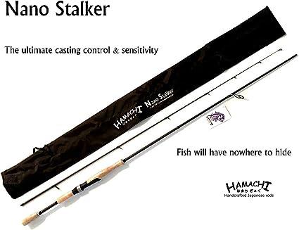 2016 HAMACHI - Nano de pesca de 2 17,64 lbs japonés caña de pescar ...