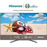 Hisense 55Q8600UWG,55 Inch,ULED,4K,UHD,HDR,Dobly Vision,Dobly Atoms,Ultra-color,Smart TV,Bluetooth,Super Slim Design