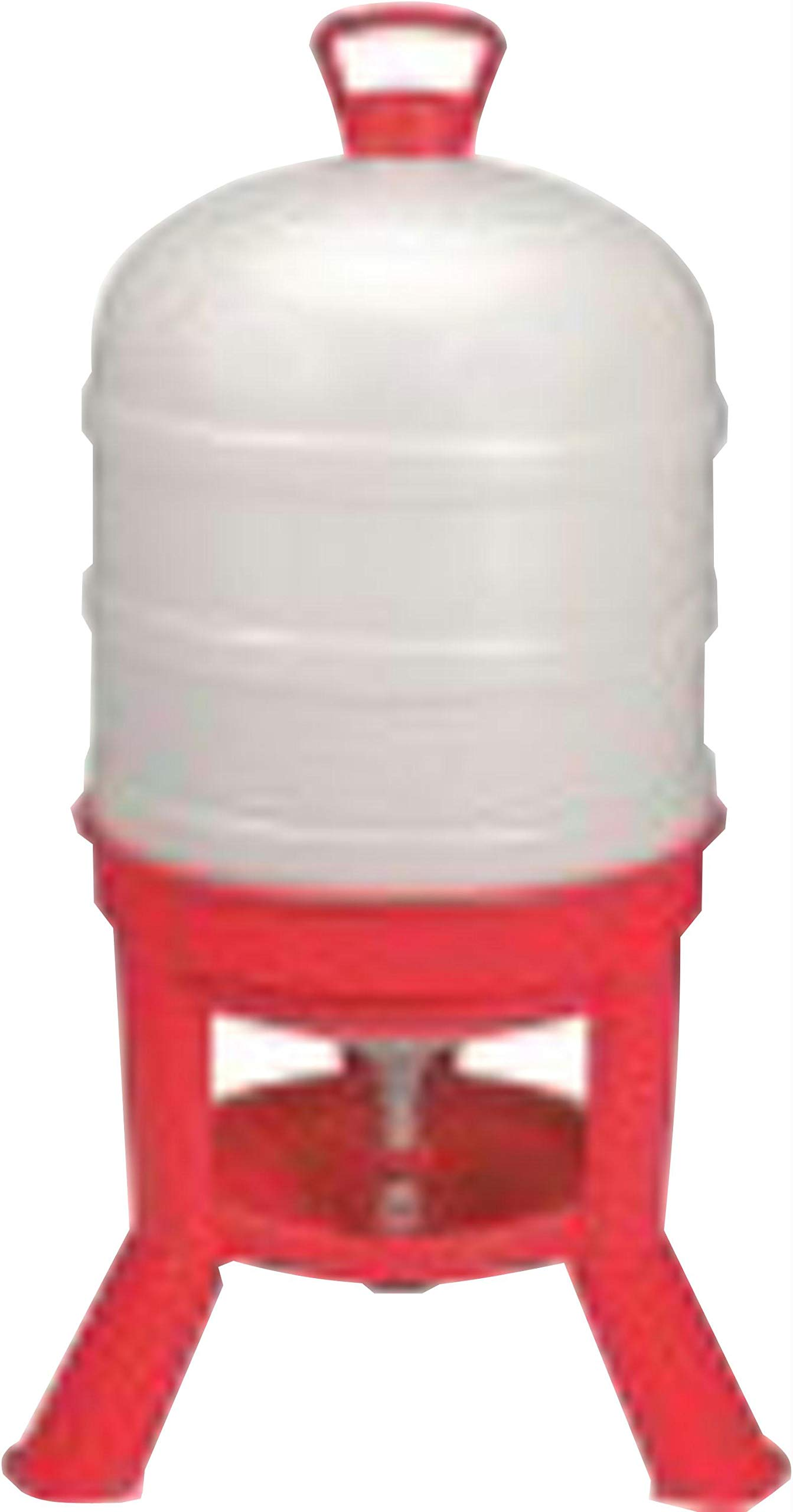 LITTLE GIANT DOMEWTR10 Plastic 10 Gallon Dome Poultry Waterer by LITTLE GIANT