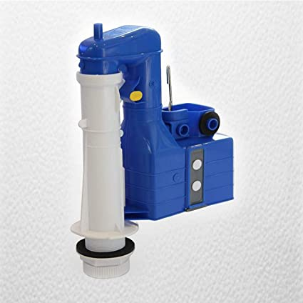 Dudley Turbo 88 20,32 cm 2 pieza descargador Dual para cisterna WC cisterna para