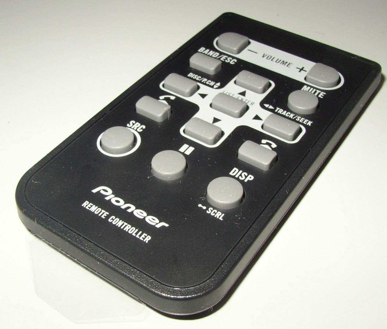 QXE1047 In-Dash Car Audio CD Receiver Remote Control PIONEER OEM Original Part