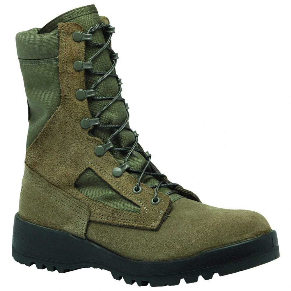 Amazon.com  Belleville Waterproof Steel Toe Mens Boot Sage 650ST  Shoes 1b47a612a9aa