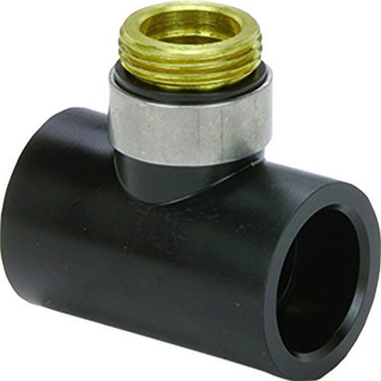 Viega 79580 ProPress Zero Lead Bronze Tee with Female 1//2-Inch by 1//2-Inch by 1//2-Inch P x P x Female NPT 5-Pack