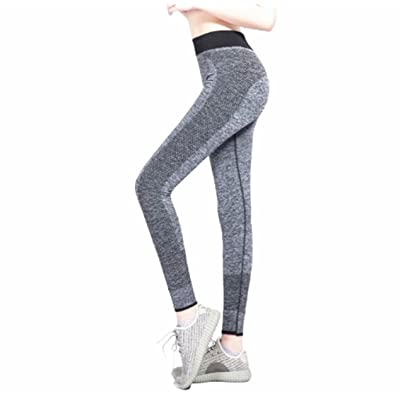 Autek Women Sports Tights Trousers Athletic Gym Workout Fitness Yoga Leggings Pants