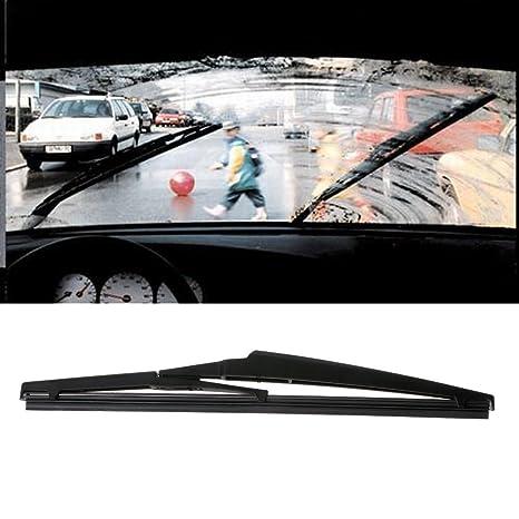 Qiman - Limpiaparabrisas Trasero para Toyota Corolla Verso: Amazon.es: Coche y moto