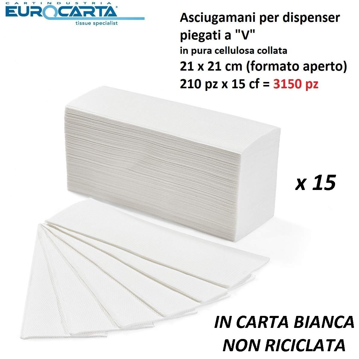 toalla de papel desechables para dispensador 2 Velos Doblado A Z (Cartón 3750 toallas) Yamaha T Max IE 4T: Amazon.es: Industria, empresas y ciencia