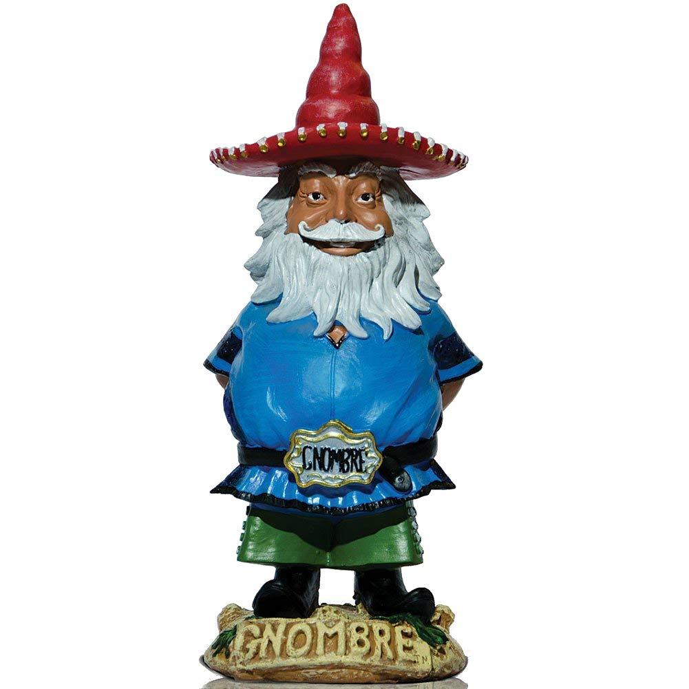 El Gnombre - The Hispanic Garden Gnome