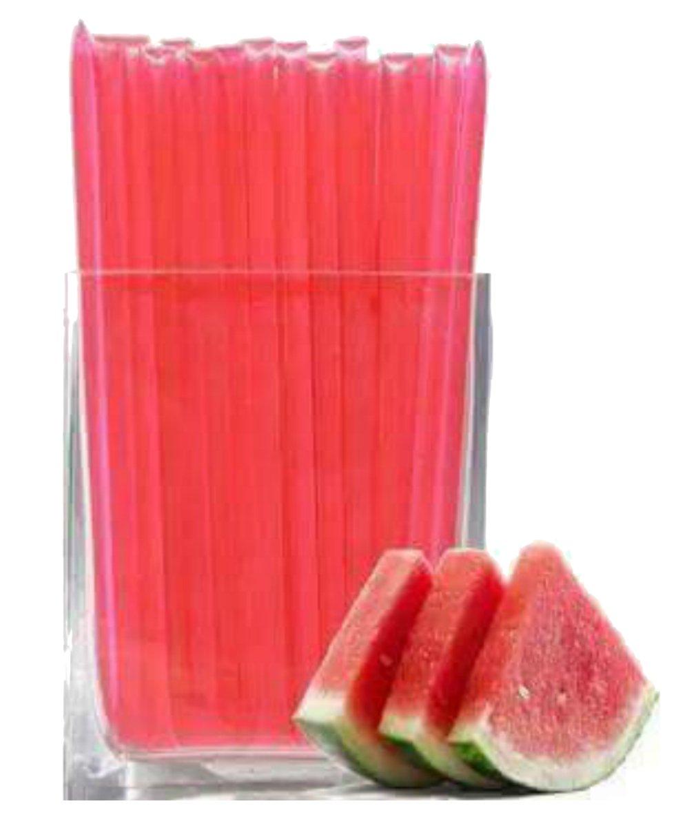 Watermelon Honeystix - Flavored Honey - Pack of 50 Stix - (250g)