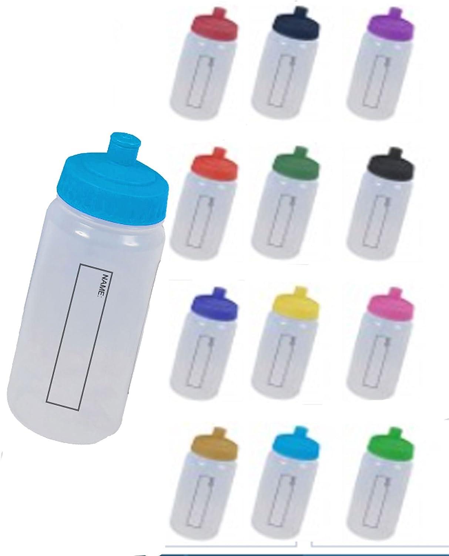 KIDS SCHOOL RUNNING GYM PRINTABLE WATER DRINK BOTTLE BOTTLES 500 ML