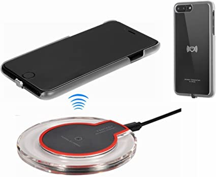 Kit caricabatterie wireless, ricevitore wireless universale