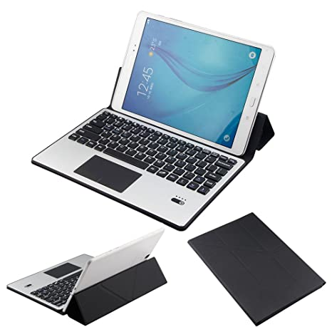 ZOC - Funda de Piel sintética para Samsung Galaxy Tab A A6 ...