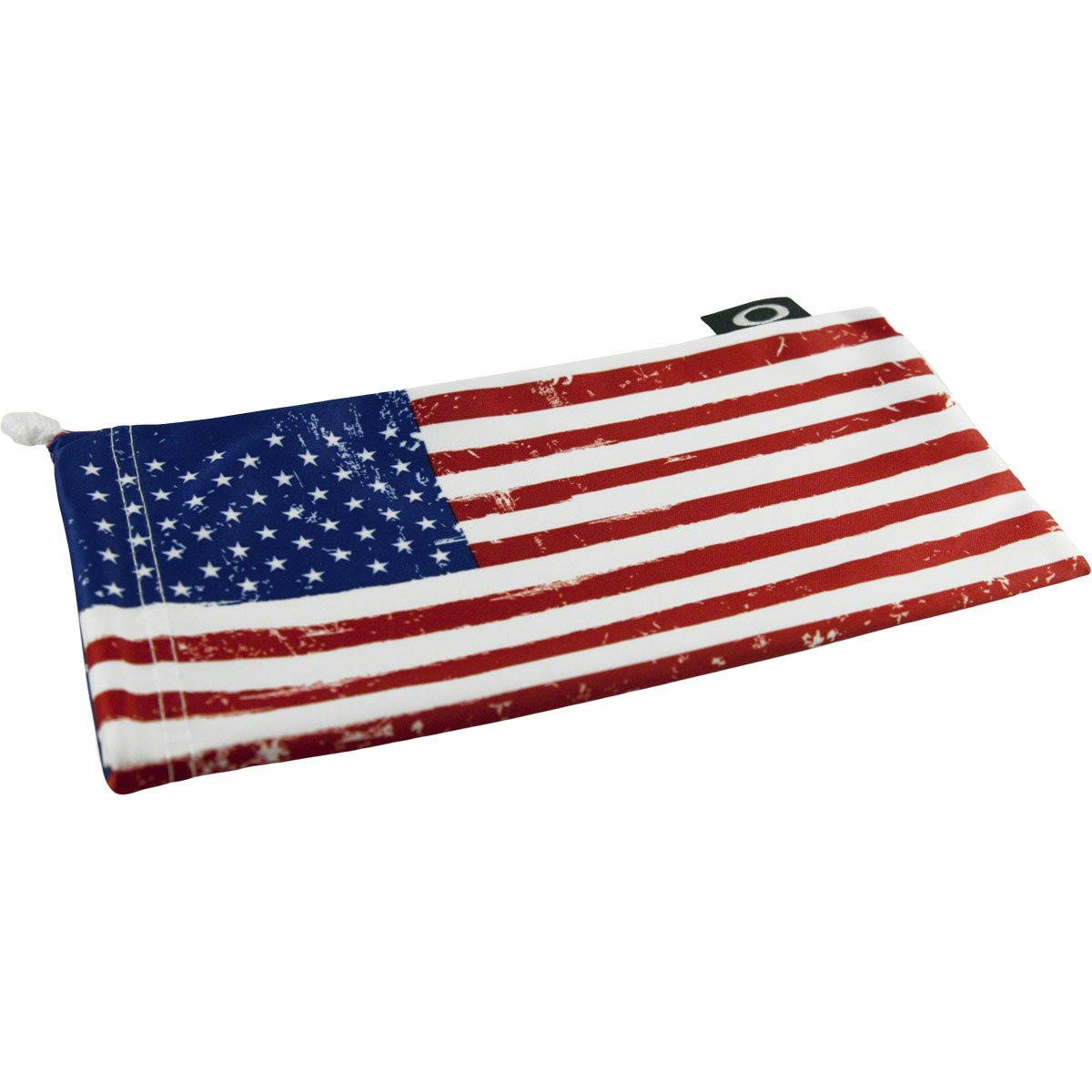 Oakley Microclear Microbag Sunglass Accessories - USA Flag/One Size by Oakley