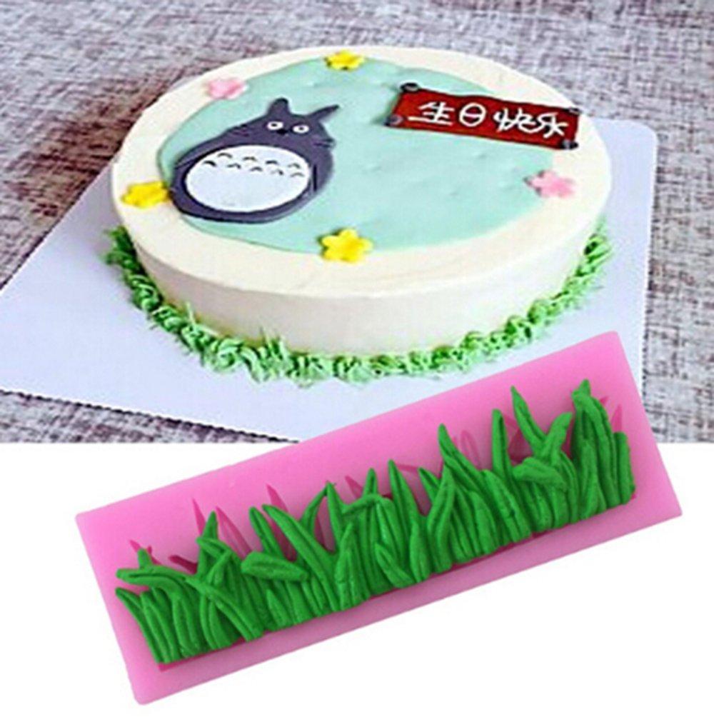 HS 1pieza silicona Fondant Cake Mold chocolate Molde de balón de ...