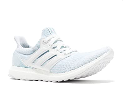b2eb2be19 adidas Ultraboost 3.0 Parley Shoe - Men s Running 8.5 Cloud White Icey Blue