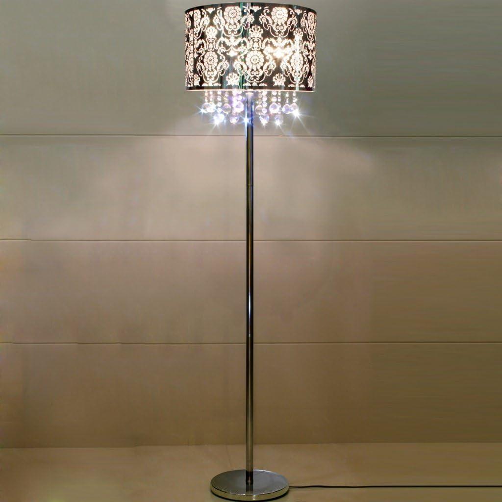 Edge To Stehlampe Moderne Einfache Kristall Anhanger Wohnzimmer