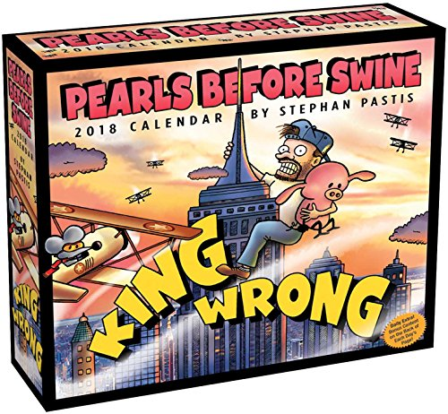 Pearls Before Swine 2018 Day-to-Day - Croc Desktop