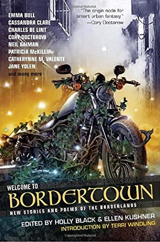 book cover of Welcome to Bordertown