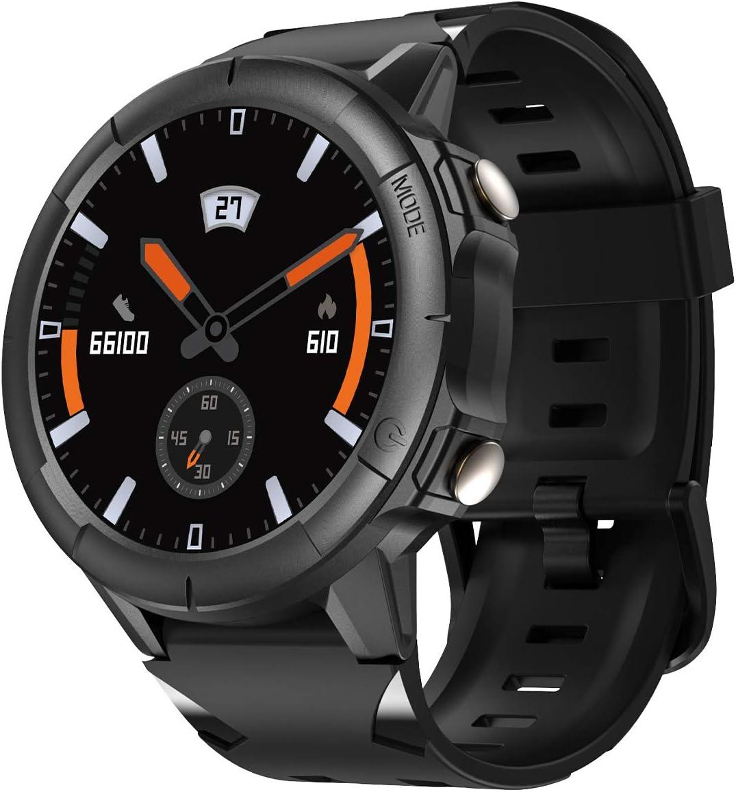Vigorun Reloj Inteligente, Pantalla Táctil Smartwatch Pulsera Actividad con Podómetro 50M Impermeable Deportivo Reloj Fitness Monitor de Sueño para Hombre Niño Mujer
