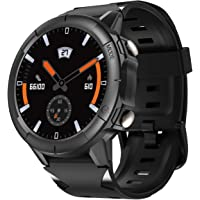Vigorun Smart Watch, Touch Screen Smartwatch Activity Bracelet with Pedometer ...