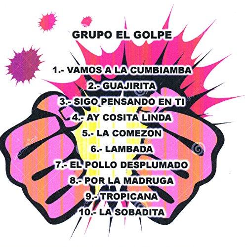 la comezon by grupo el golpe on amazon music amazon com
