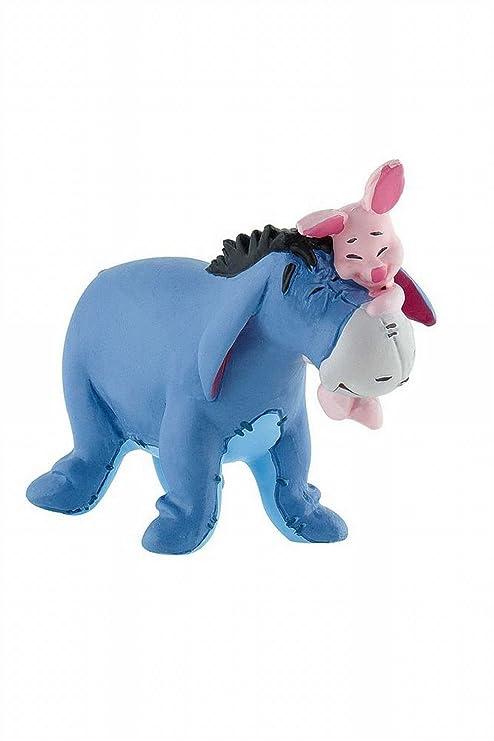 dfa66678e2c Bullyland 12324 - Walt Disney Winnie Pooh - Hi-Ho con Pimpi  Amazon ...
