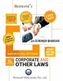 Bestword A Handbook on Corporate and other Laws for CA Inter New Syllabus By Munish Bhandari Applicable for May 2019 Exam