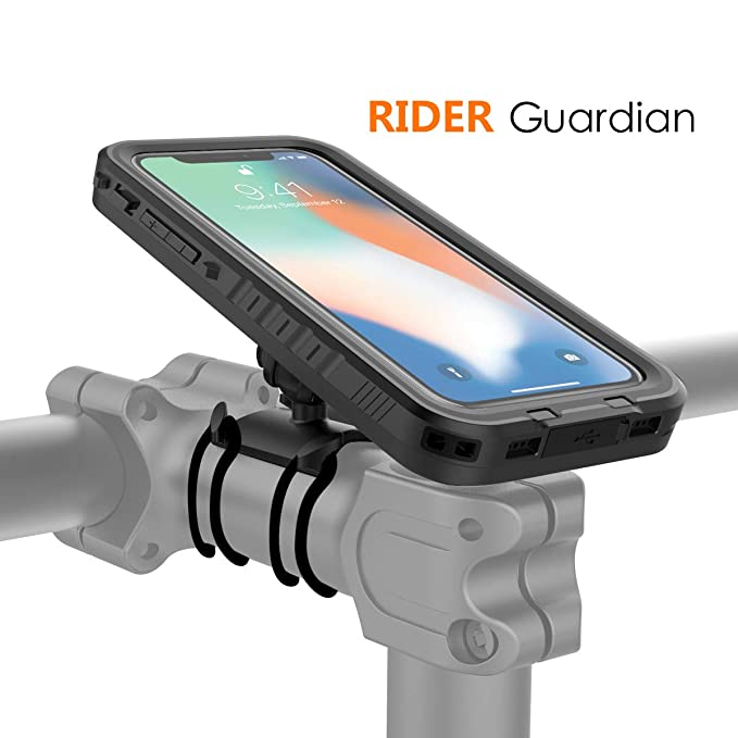 Iphone Bike Mount >> Amazon Com Iphone X Bike Mount Moonmini Iphone 10 Bicycle Phone