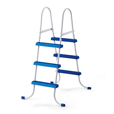 intex pool ladder for 36 inch wall height above ground pools - Above Ground Pool Ladder