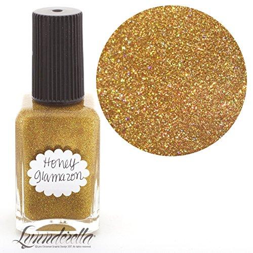 Lynnderella Bronze Shimmerella Nail Polish—Honey Glamazon by Lynnderella