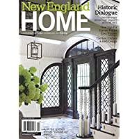 1-Year (6 Issues) of New England Home Magazine Subscription