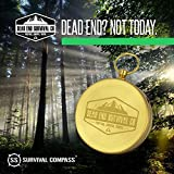 Best-Camping-Survival-Compass-Glow-in-the-Dark-Military-Compass-Highest-Quality-Survival-Gear-Compass