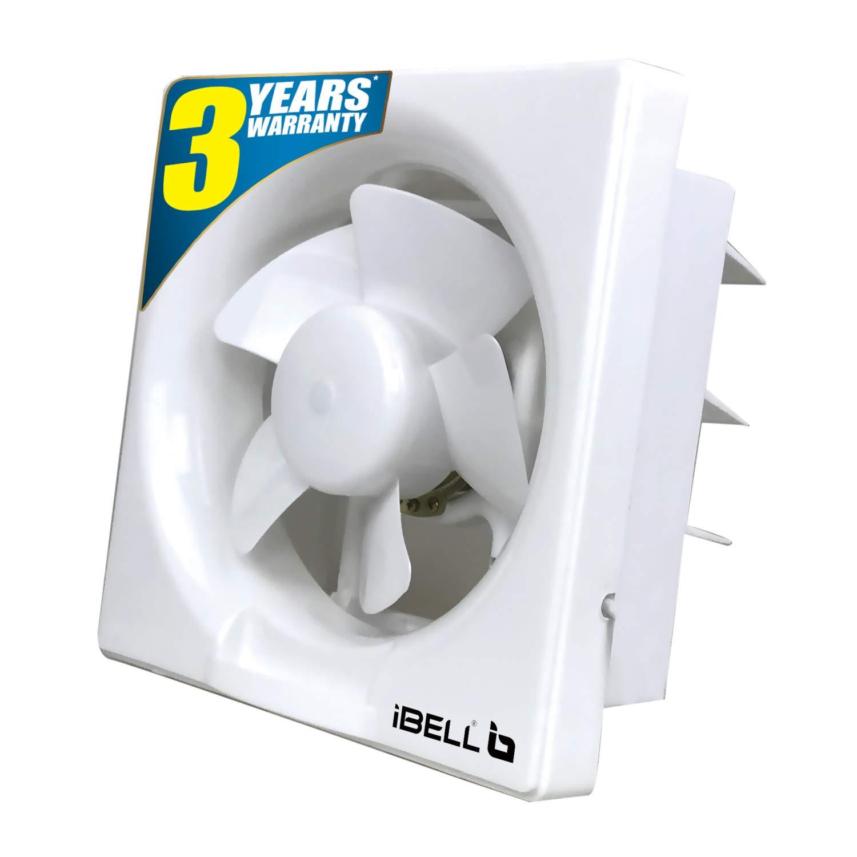 iBELL VF250W Kitchen Window Exhaust Fan