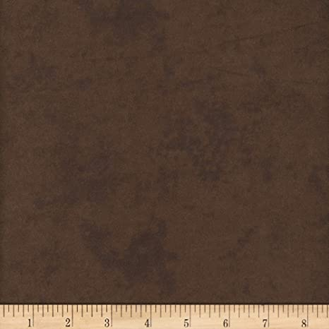 Mook Fabrics USA LP Flannel Snuggy Marble Fabric Light Grey Fabric By The Yard
